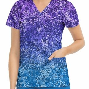 LG Med Couture Scrubs 8597 In-Motion